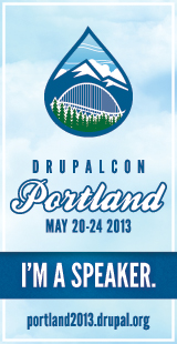 develCuy will speak at DrupalCon Portland