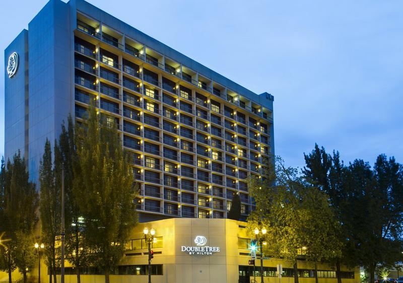 Hilton Tower Hotel Portland Or